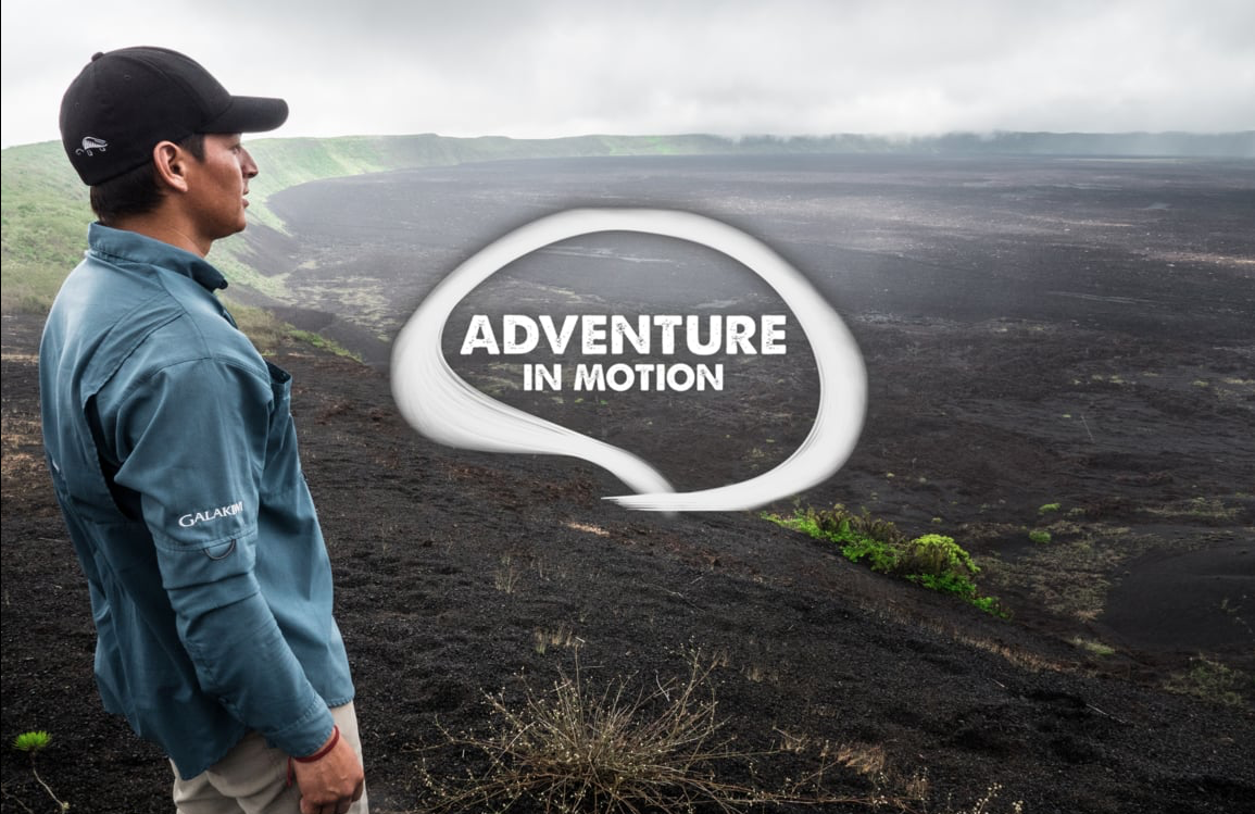 Positive Change in Galapagos for Adventure in motion international film festival